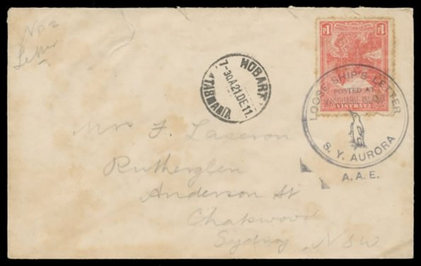 1911 mawson