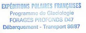 p-glaziologie